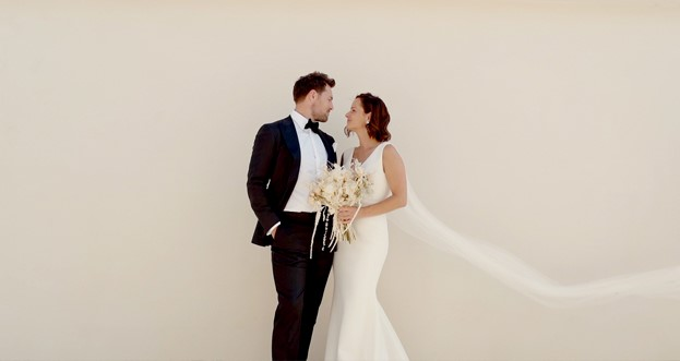 Andrew + Sarah durante le loro nozze alla Tonnara di Marzamemi