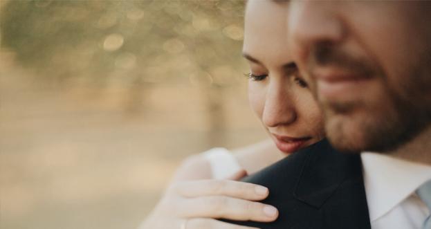 Annick e Robert sposi a Terre di Nano, Siena